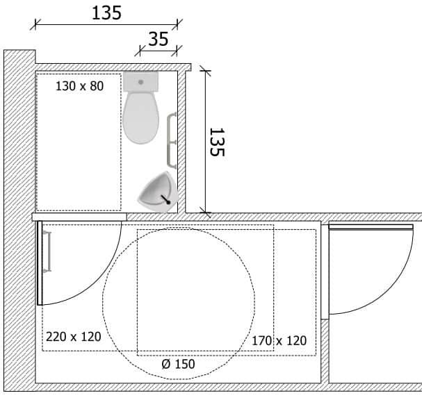 wc plan 135x135