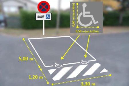 Place Stationnement Adapté